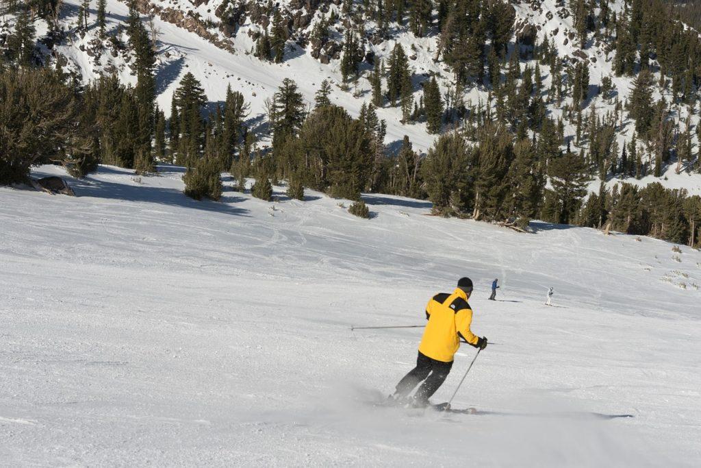 Skijakke - valg